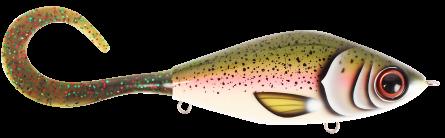 Strike Pro Guppie Jr 11,5cm Rainbow
