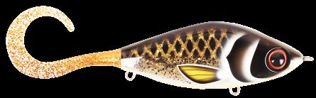 Strike Pro Guppie 13,5cm Spotted Bullhead